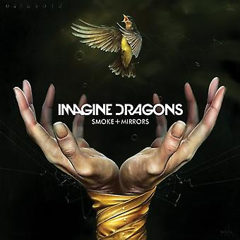Imagine Dragons - Smoke + Mirrors (LP) [Vinyl] USA import