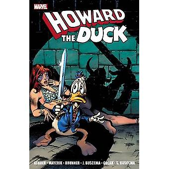 Howard the Duck - the Complete Collection - Volume 1 by Steve Gerber -