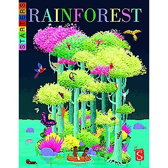 Starters - Life In A Rainforest - 9781912006939 Book
