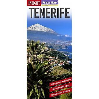 Insight Flexi Map - Tenerife - 9789812824264 Book