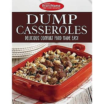 Dump Casseroles by Ltd Publications International - 9781680223347 Book