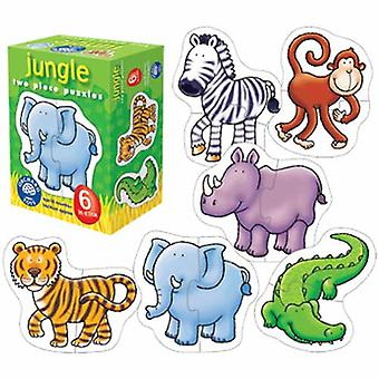 Orchard Toys Jungle Puzzles