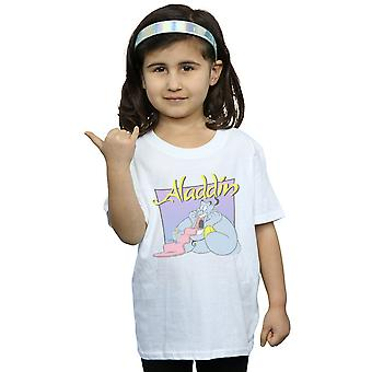 Disney Girls Aladdin Genie Wishing Dude T-Shirt