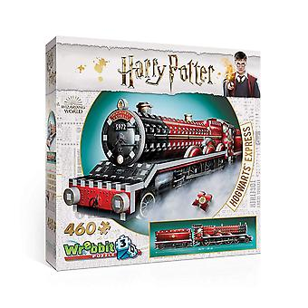 Wrebbit 3D Puzzle W3D-1009 Harry Potter Hogwarts Express Puzzle Toy