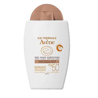 Avene Tinted Mineral Fluid SPF 50+ 40ml