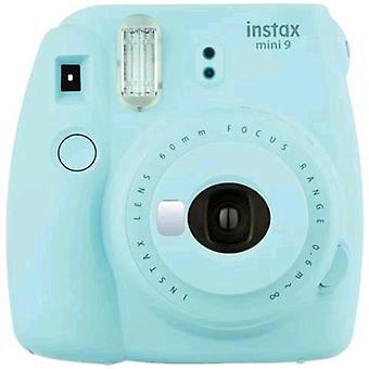 Fujifilm instax mini 9 instant development camera ice blue
