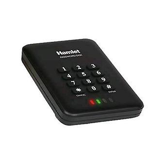 Hamlet box external for hard disk 2.5