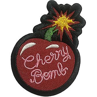 Patch - Bombs - Cherry Bomb Icon-On p-dsx-4701