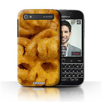 STUFF4 Case/Cover for Blackberry Classic/Q20/Monster Munch/Snacks
