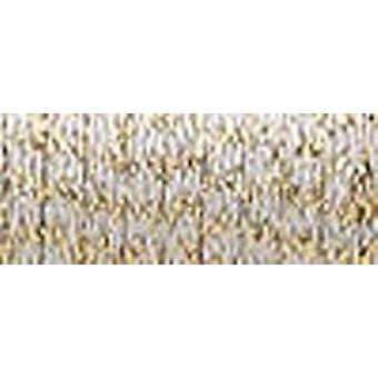 Kreinik Metallic Wandbehang Braid #12 10 Meter 11 Yards Goldstaub T 210
