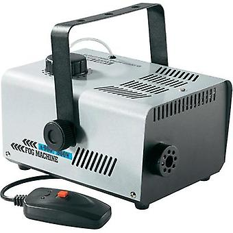 Smoke machine Mc Crypt A-900 incl. corded remote control
