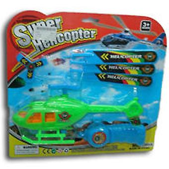 Cladellas  blister Helicopter (Toys , Vehicles And Tracks , Mini Vehicles , Planes)