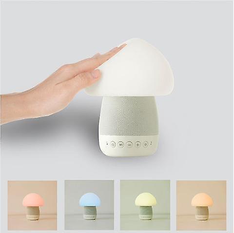 EMOI Mushroom Lamp Bluetooth Speaker