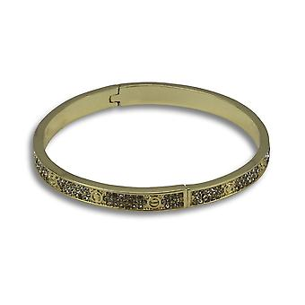 Eleonora gold bejewelled bracelet