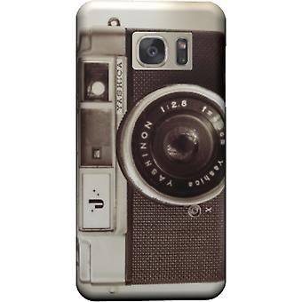 Yashica camera cover voor Galaxy S7