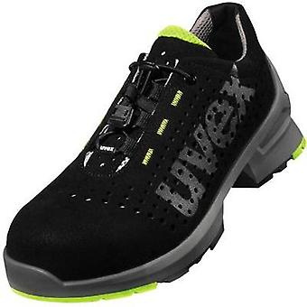 Safety shoes S1 Size: 45 Black Uvex 1 8543845 1 pair