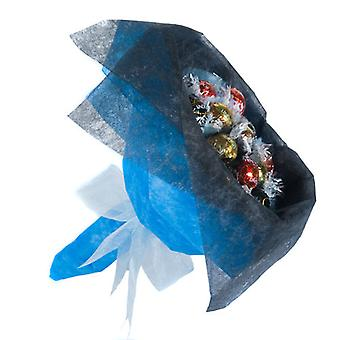 Easter Chocolate Posy - Blue - Large