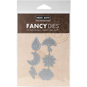 Hero Arts pictogram Dies-Weather DI321