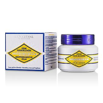 L ' Occitane Immortelle Brightening Feuchtigkeit Creme 50ml / 1.7oz