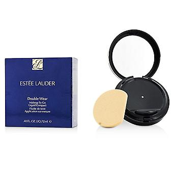 Estee Lauder Double Wear Makeup To Go - #3C2 Pebble 12ml/0.4oz