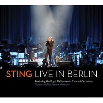 Sting Live In Berlin [CD / DVD Combo] by Sting