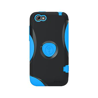 Trident - Protective Case for HTC ONE V Cell Phones - Blue