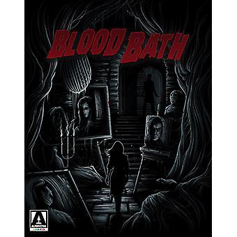 Blood Bath [Blu-ray] USA importerer