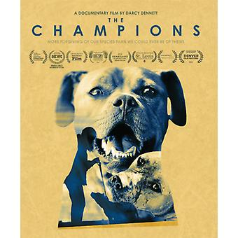 Champions [Blu-ray] USA import