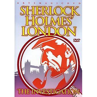 Sherlock Holmes & the Great London Cri [DVD] USA import
