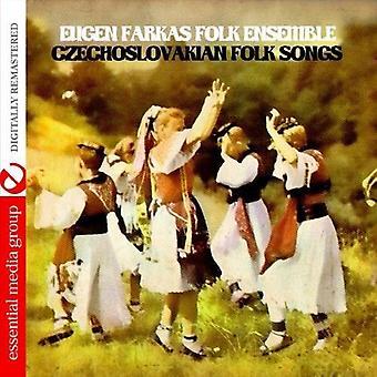 Farkas, Eugen Folk Ensemble - canciones populares checoslovaco [CD] los E.e.u.u. las importaciones