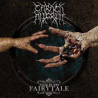 Carach Angren - dette er ingen Fairy Tale [CD] USA import