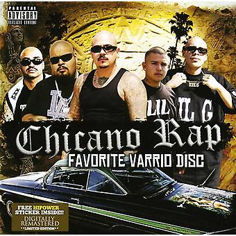 HPG præsenterer - Chicano Rap favorit Varrio disk [CD] USA import