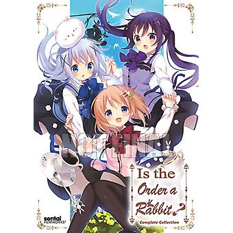 Is the Order a Rabbit [DVD] USA import