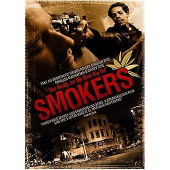 Rygere [DVD] USA importerer