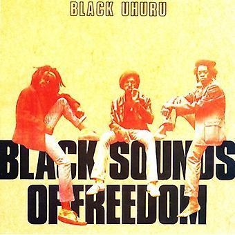 Uhuru negro - negro sonidos de importación de los E.e.u.u. de la libertad [CD]