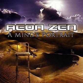 Aeon Zen - Mind's Portrait [CD] USA import