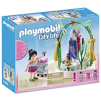 PLAYMOBIL Kleidung Display 5489