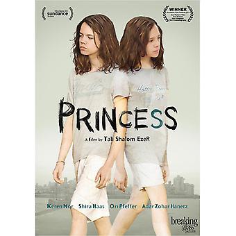 Prinsesse [DVD] USA importerer