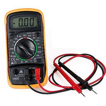 DIGIFLEX Volt Testing Digital Multimeter Voltmeter Ammeter AC DC Meter OHM for DIY