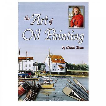 Collins kunst Pf maleri af Charles Evans