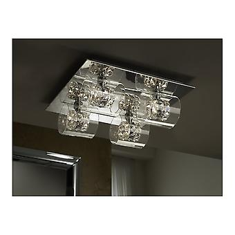Schuller Flash Ceiling Lamp 4L