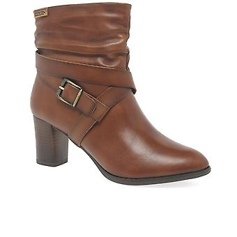 Pikolinos Viena Womens Ankle Boots