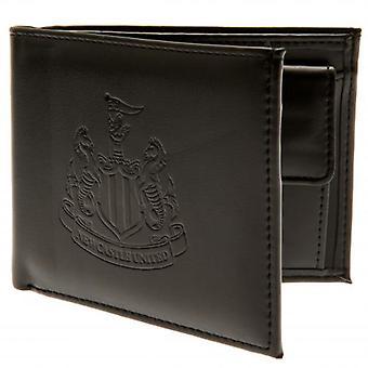 Newcastle United præget tegnebog