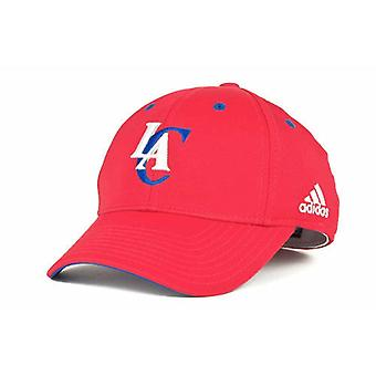 "Los Angeles Clippers NBA Adidas ""Courtside"" Stretch utrustade hatt"