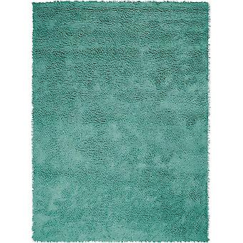 Designers Guild Shoreditch Wool Rug Turquoise