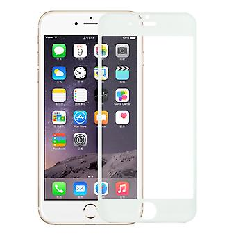 Apple iPhone 7 / 8 3D armoured glass foil display 9 H protective film covers case white