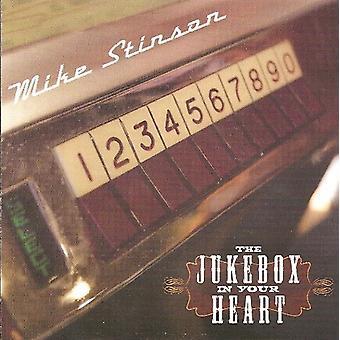 Mike Stinson - Jukebox i dit hjerte [CD] USA import