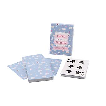 CGB Giftware Happy Glampers Playing Cards