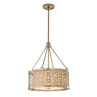 Arabesque 4lt Chandelier