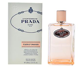 Prada infusie Fleur D'Oranger Edp Spray 100 Ml voor vrouwen